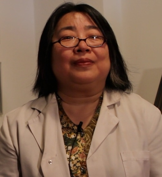 Dr. Chi Lee DiGrazia on treating disease with herbs administered through the colon.